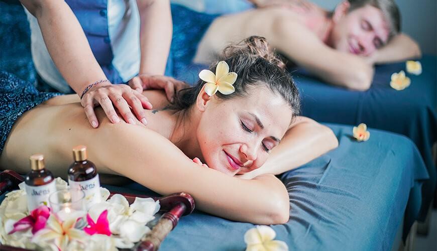 Jaens Spa Ubud - Back Relief Massage 1