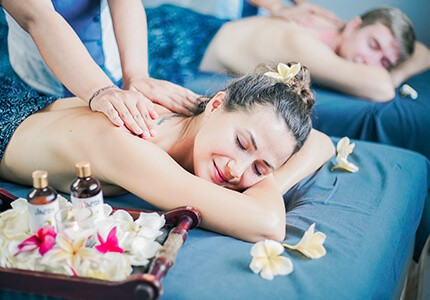 Jaens Spa Ubud - Back Relief Massage 3