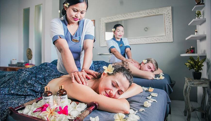 Jaens Spa Ubud - Back Relief Massage 4