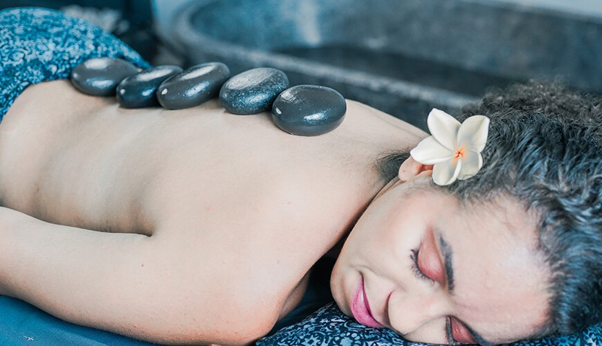 Jaens Spa Ubud - Hot Stone Massage 1