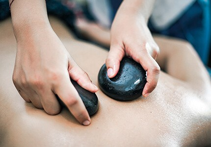 Jaens Spa Ubud - Hot Stone Massage 3
