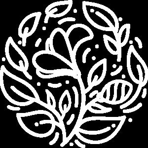 Jaens Spa White Logo