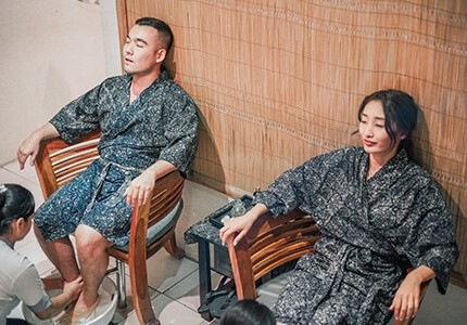 Jaens Spa Ubud - Relaxation Spa Pack 3