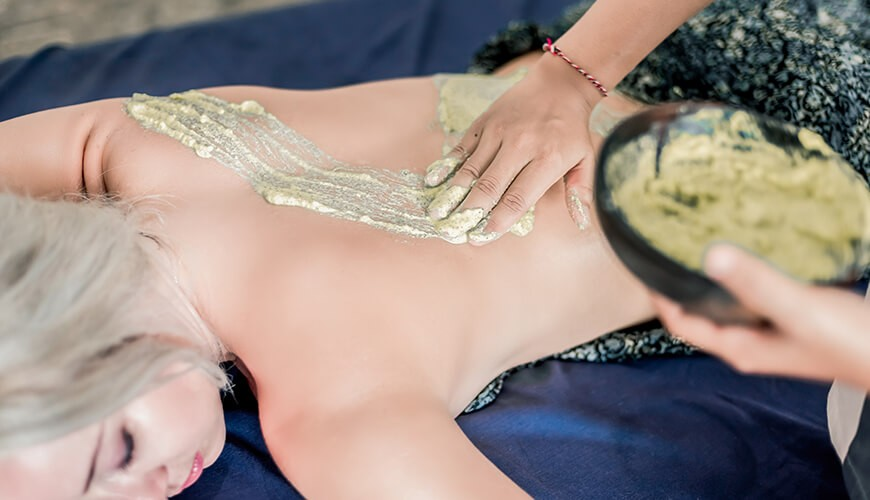 Jaens Spa Ubud - Body Scrub 2