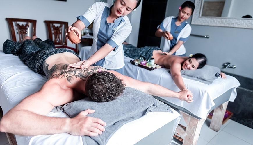 Jaens Spa - Fitri & Mini Body Massage 14