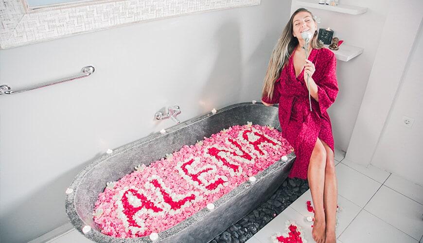 Jaens Spa - Alena Flower Bath 2