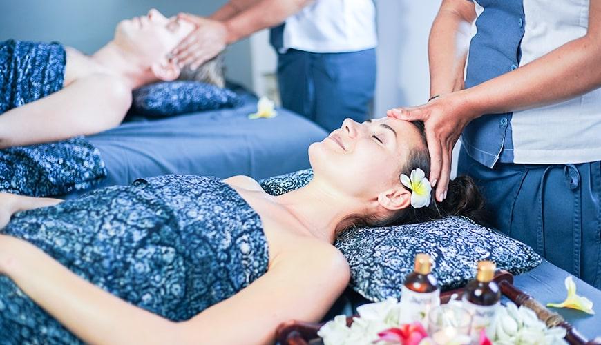 Jaens Spa - Head Massage 20