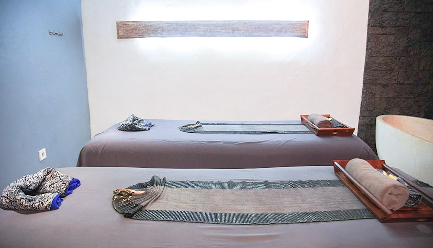 Jaens Spa - Room Treatment 21