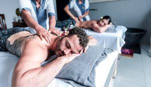 Jaens Spa - Back Massage 23