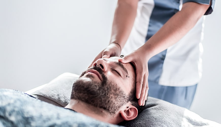Jaens Spa - Head Massage 29