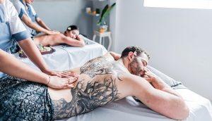 Jaens Spa - Back Massage 39_1