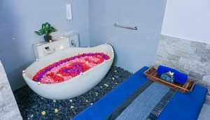 Jaens Spa - Flower Bath Decoration 57